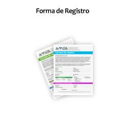 AMGA Forma de Registro